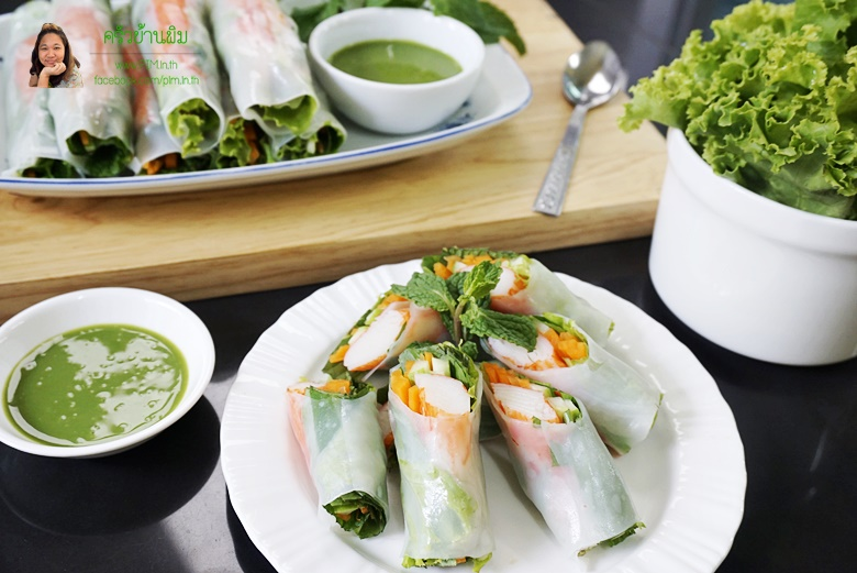 kani o fresh spring roll 10