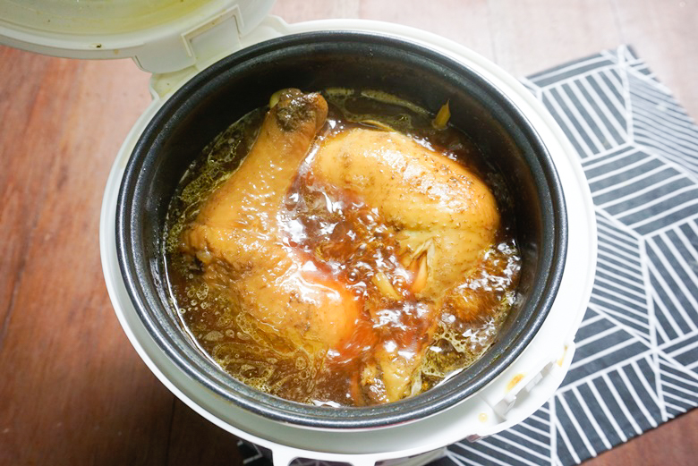 boiled chicken with fish sauce 14