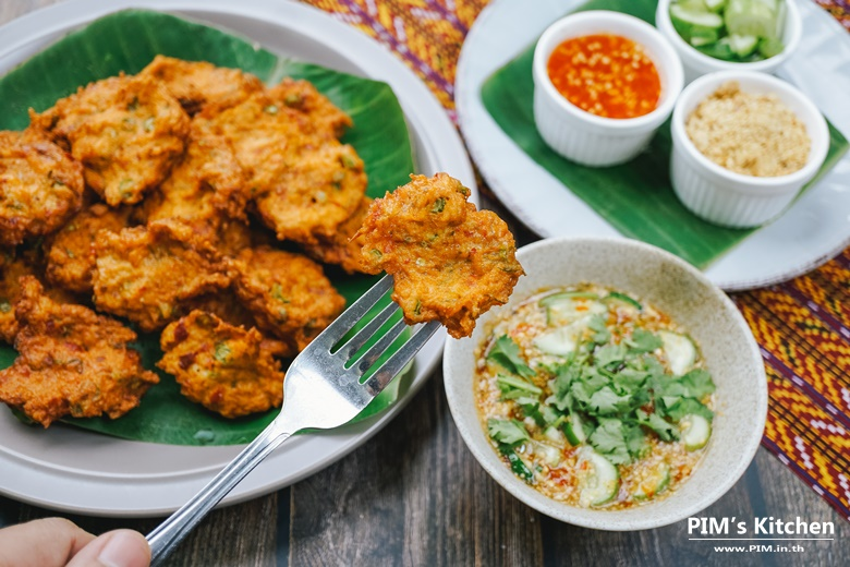 summer thai fried chicken cake 29