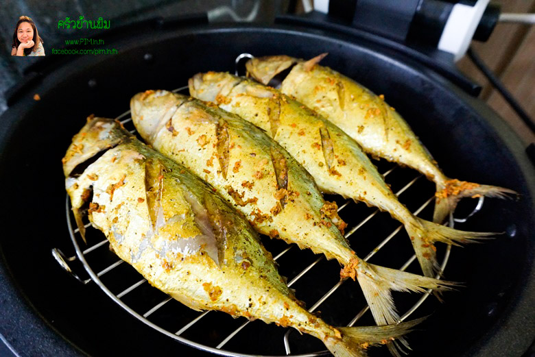 grilled mackerel with turmeric 07