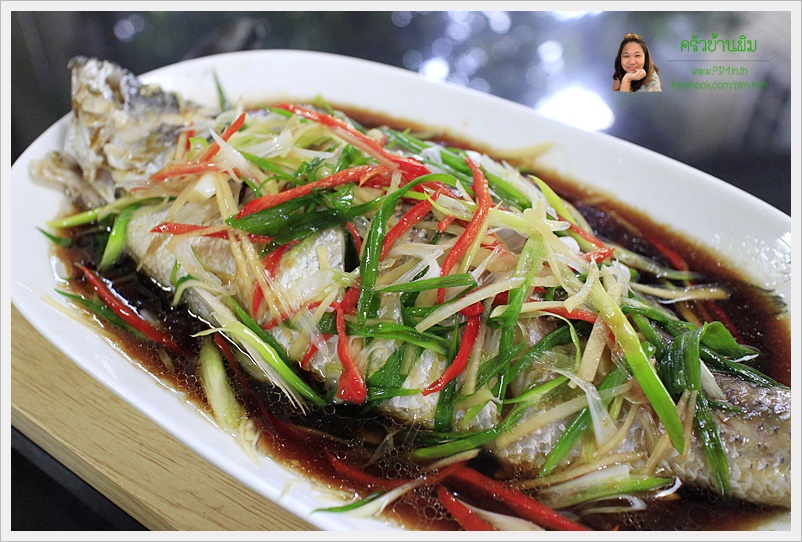 steamed fish with soy sauce 12