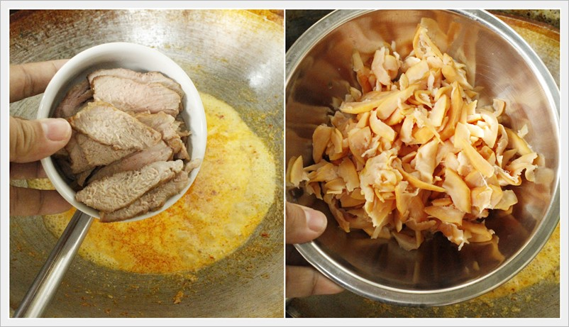 red curry santol with roast pork 10