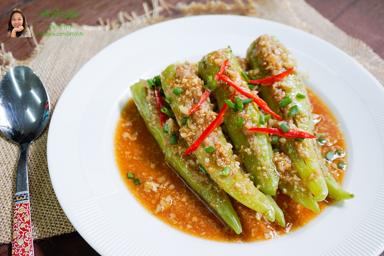stuffed bell pepper with minced pork 22